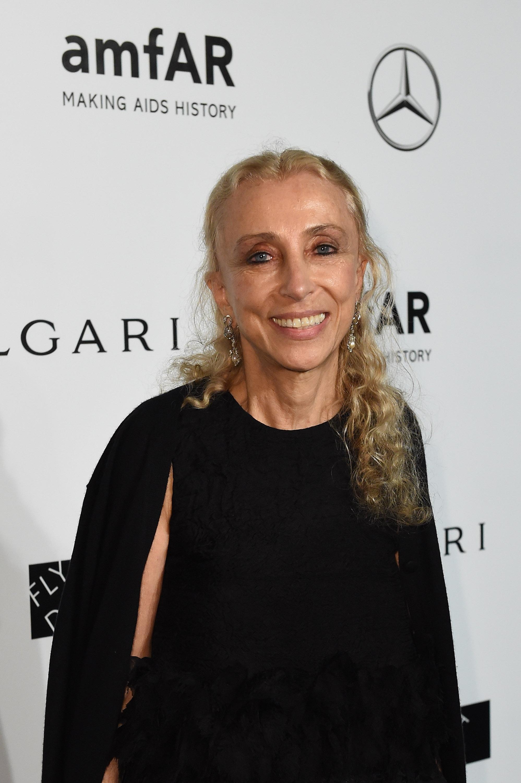 Франка Соццани (Vogue)