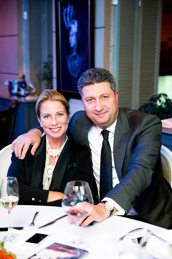 Светлана Захарова и Тимур Иванов