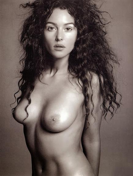 Моника белучи голая фото