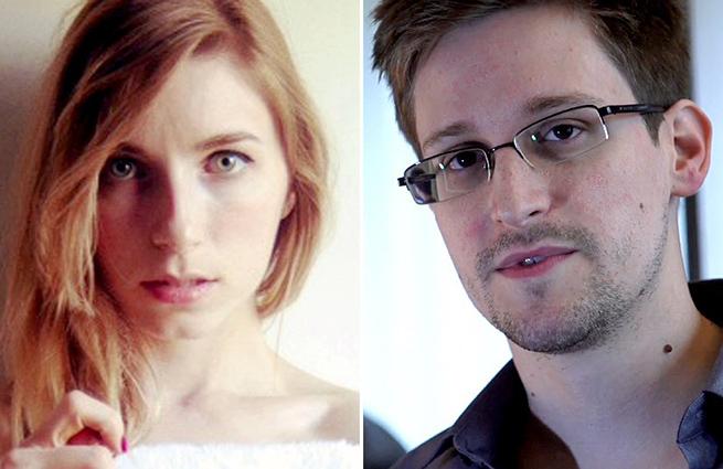 пусть говорят сноуден и линдси миллс фото в москве пытаюсь научить выполнять