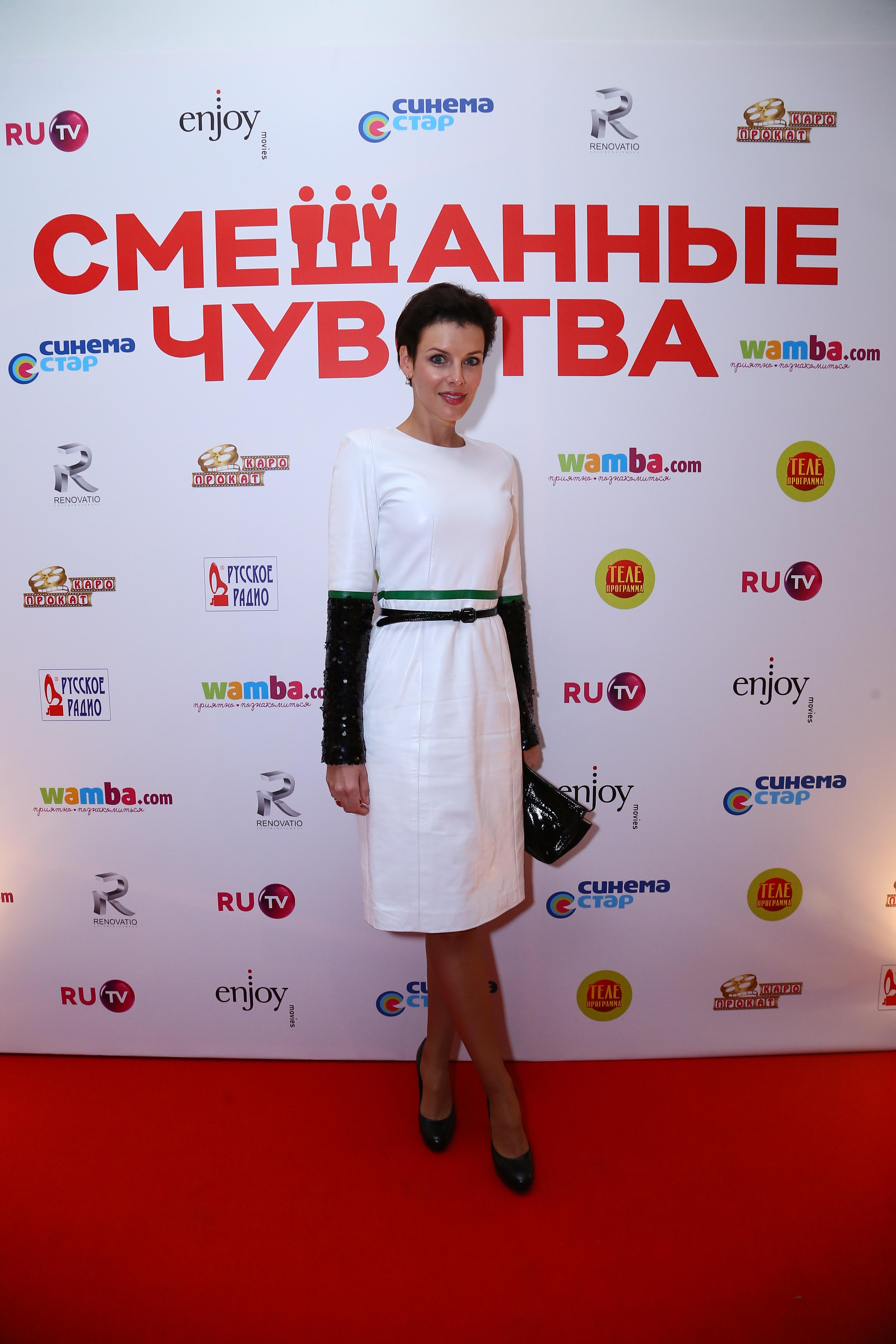 Актриса Мария Семкина