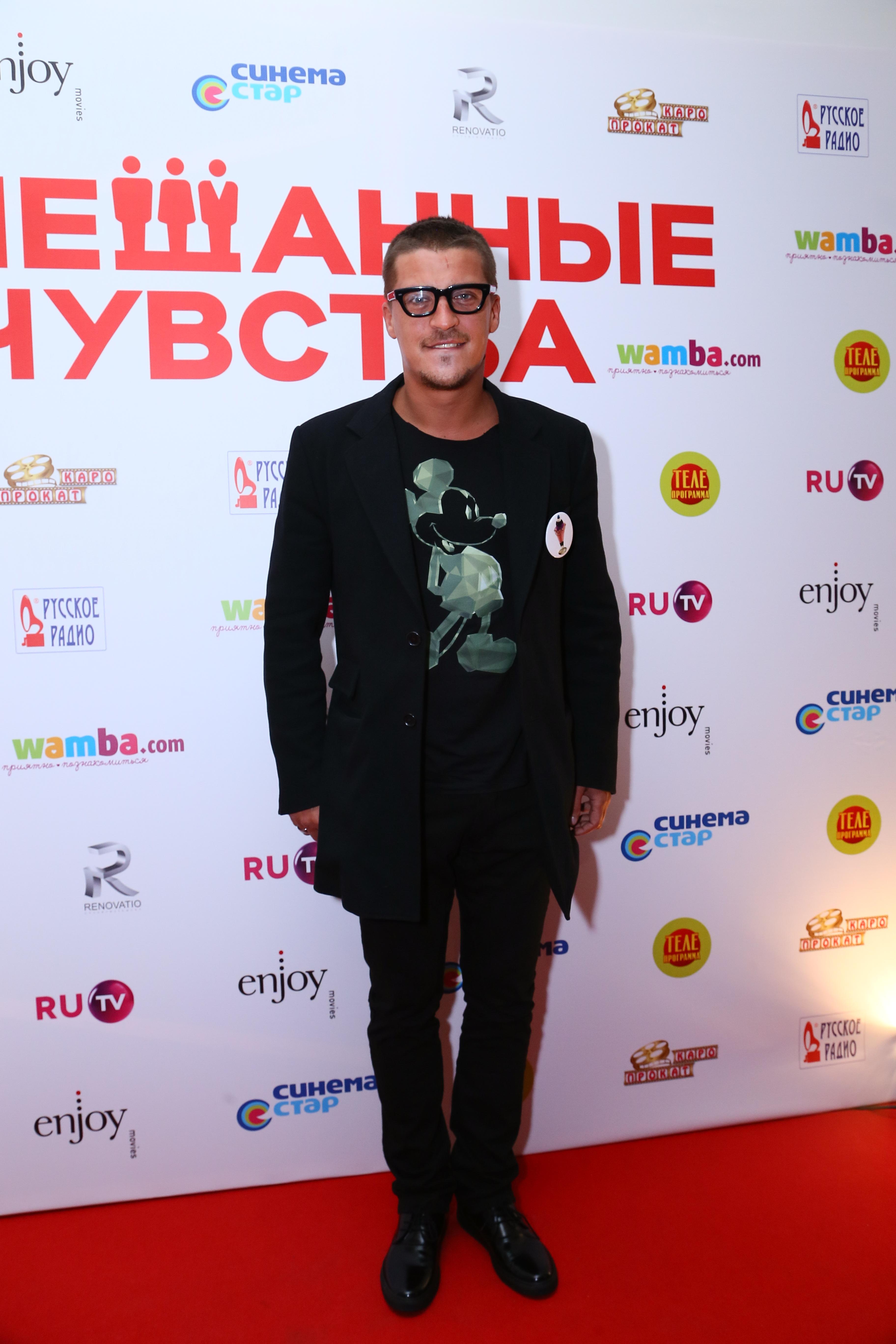 Музыкант Антон Беляев