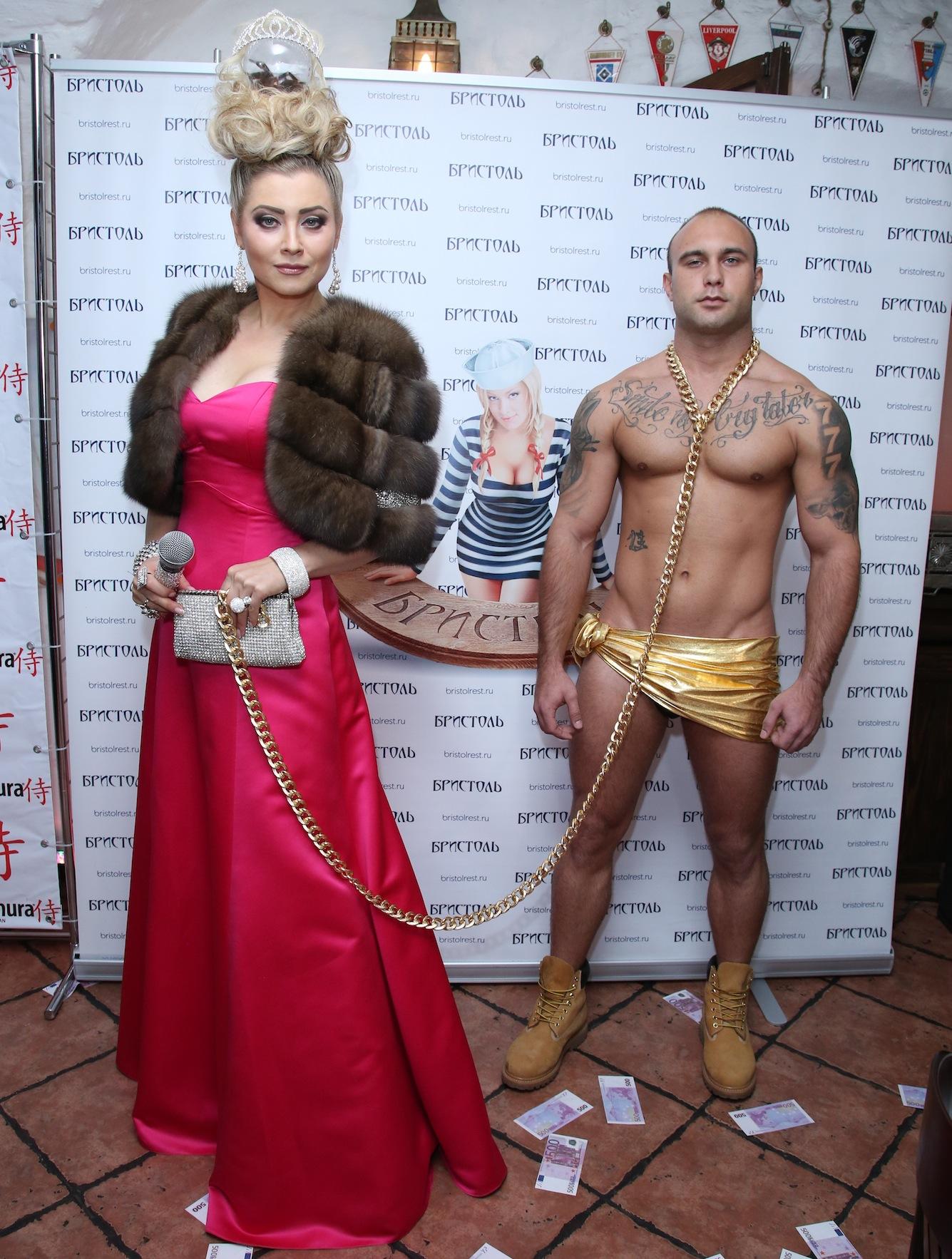 Лена Ленина и ее раб