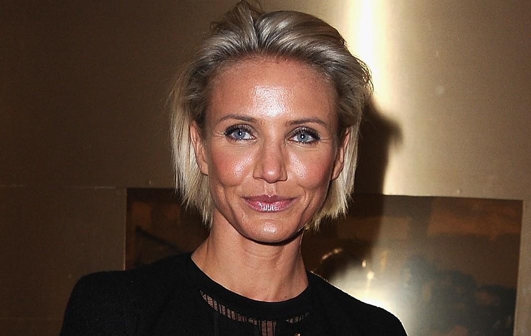 Не менее знаменитая голлиудская блондинка, 42-летняя Кэмерон Диаз также увлекается пластикой