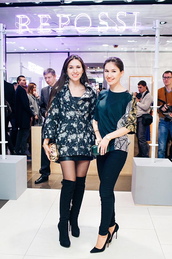 Мадина и Мариана Гоговы (Artwin)