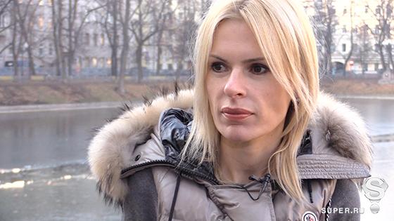 42-летняя Елизавета Круцко — первая жена Марата Башарова