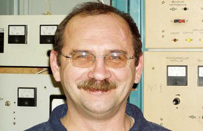 На фото убитый Олег Шепотковский