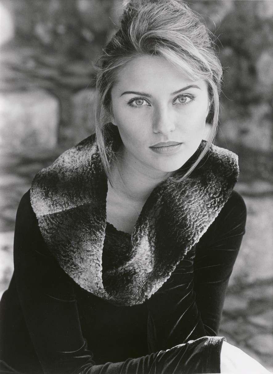 Так Екатерина Архарова выглядела в начале своей карьеры