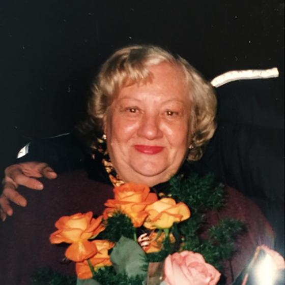 Маргарита Андреевна Григорьева-Апполонова умерла после длительной болезни