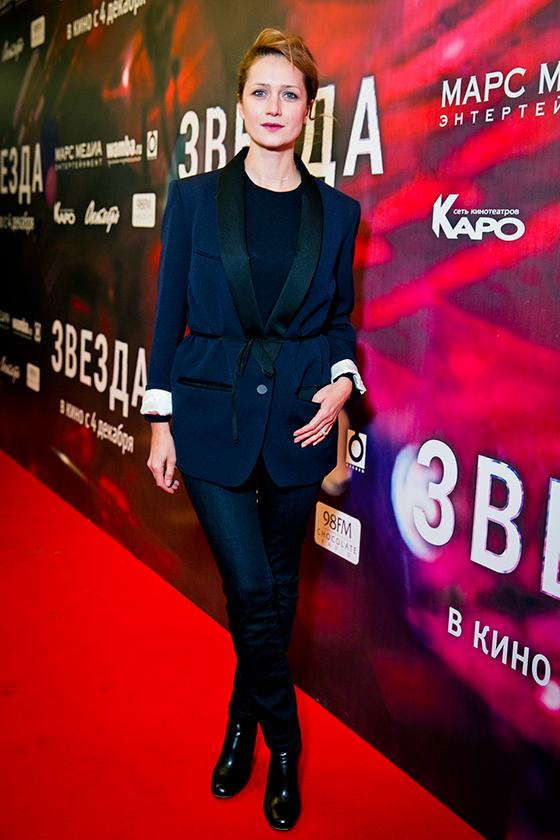 Актриса Виктория Исакова