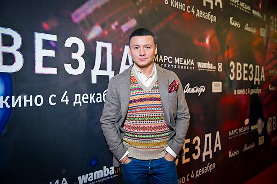 Шоумен Александр Олешко