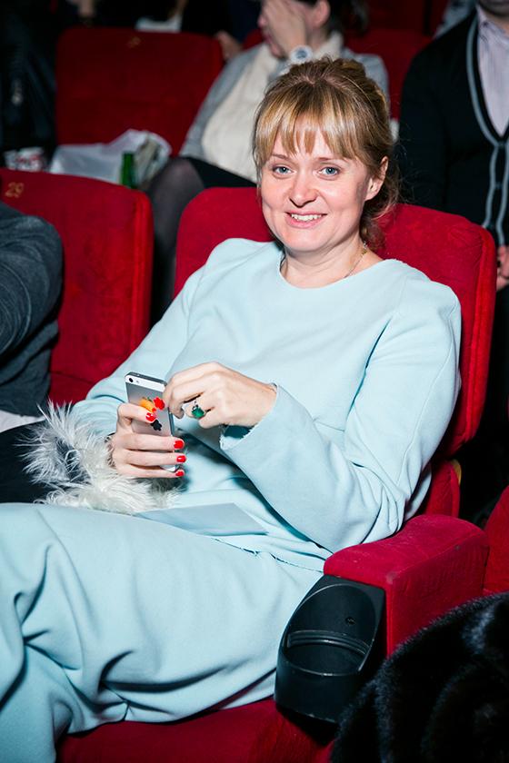 Актриса Анна Михалкова