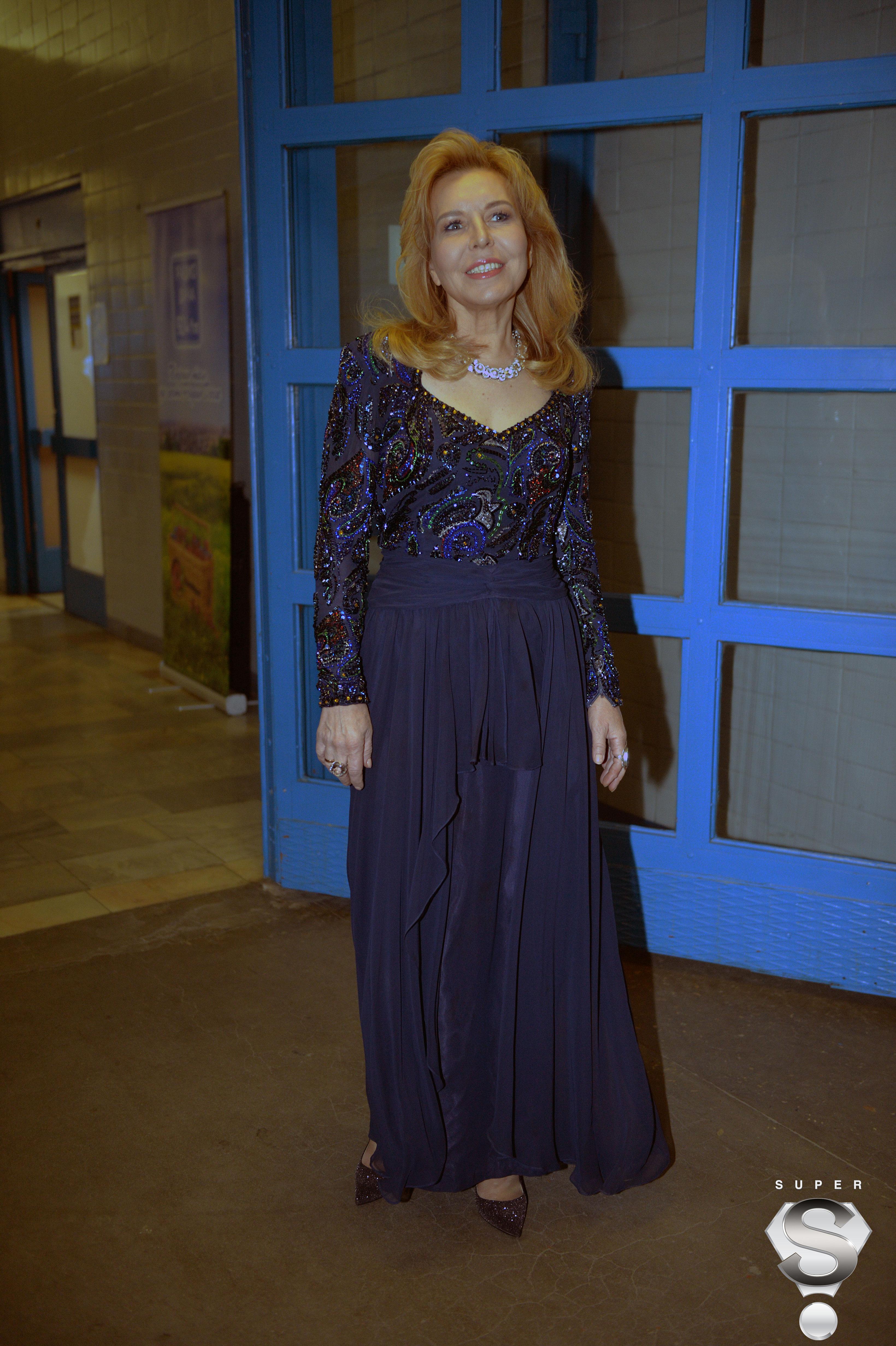 Рок-певица Ольга Кормухина