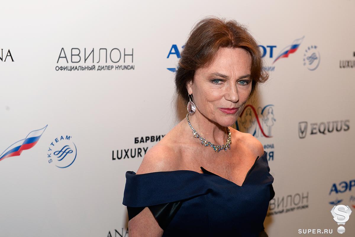 Актриса Жаклин Биссет
