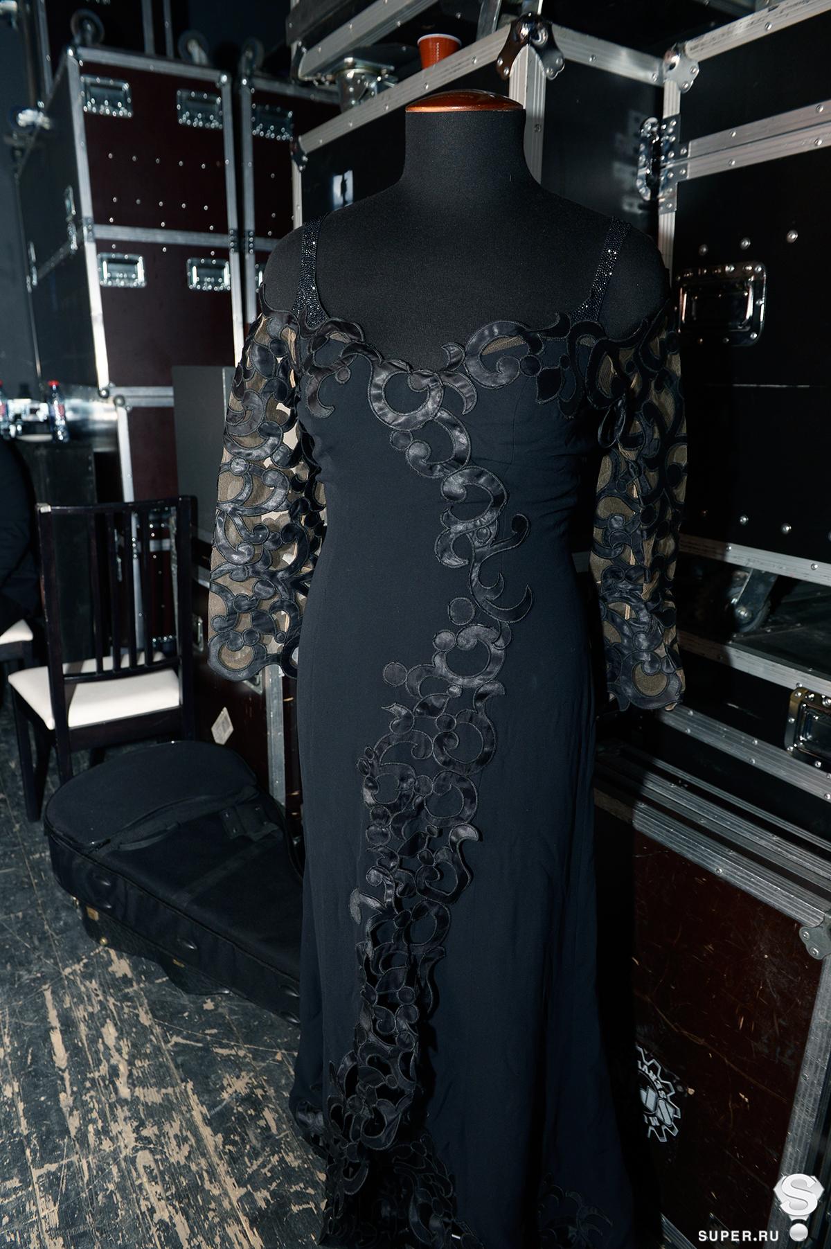 Знаменитое платье Софи Лорен от Armani