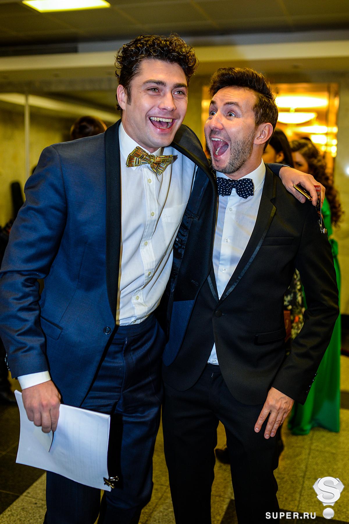 Дмитрий Оленин и Владимир Широков