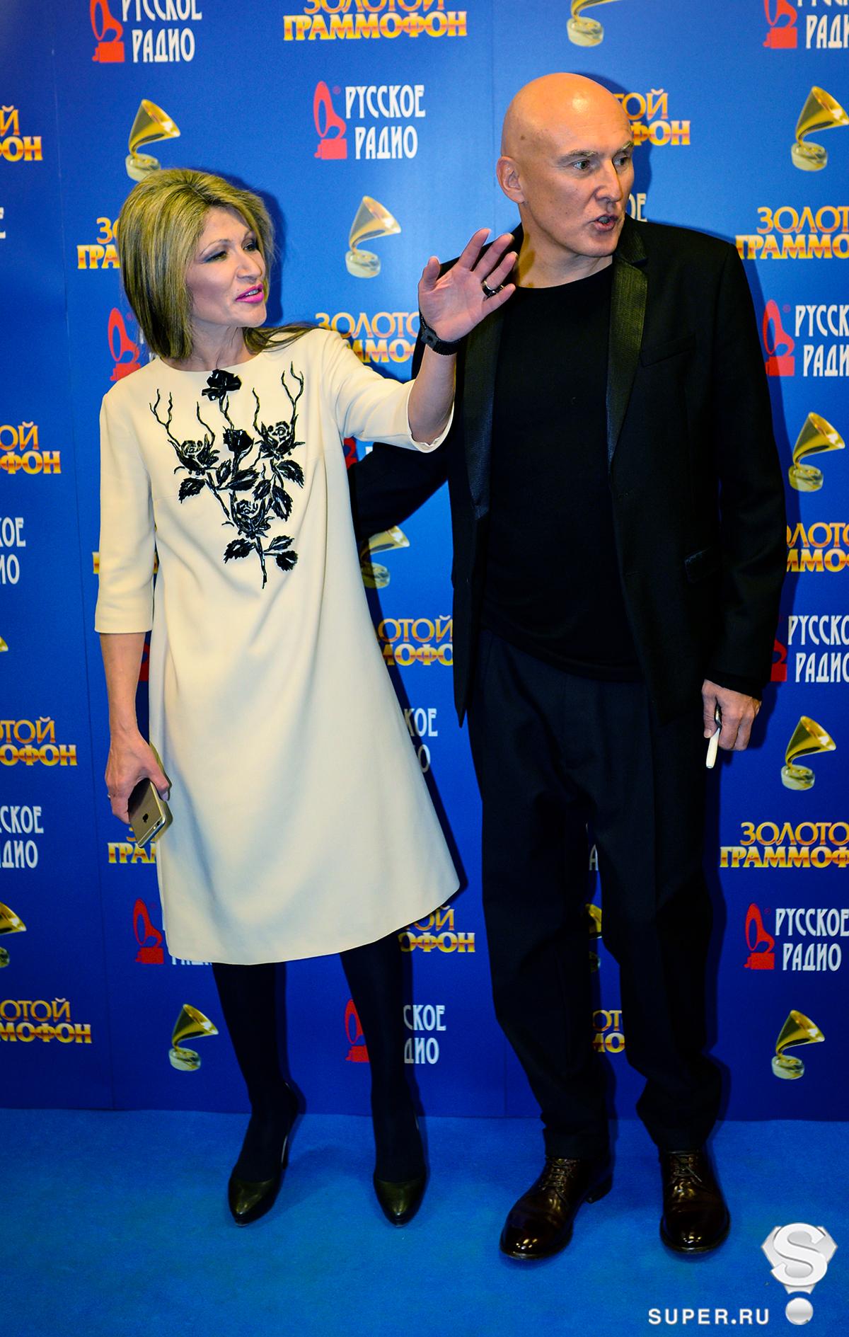 Джахан Поллыева и Игорь Матвиенко