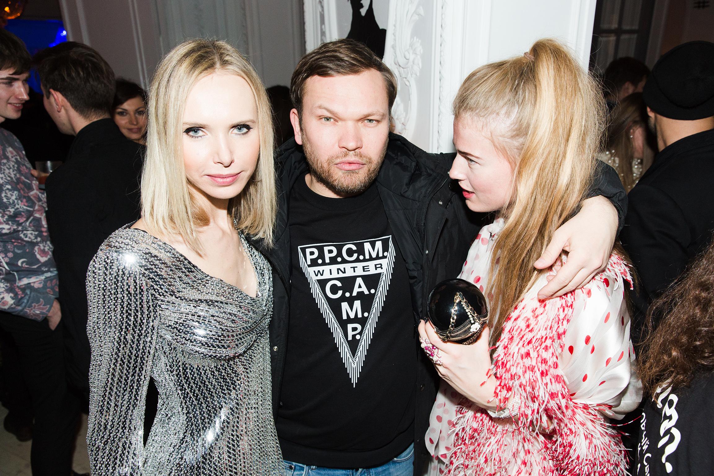 Фотографы Илона Столье, Алексей Киселев и it girl Софья Заика