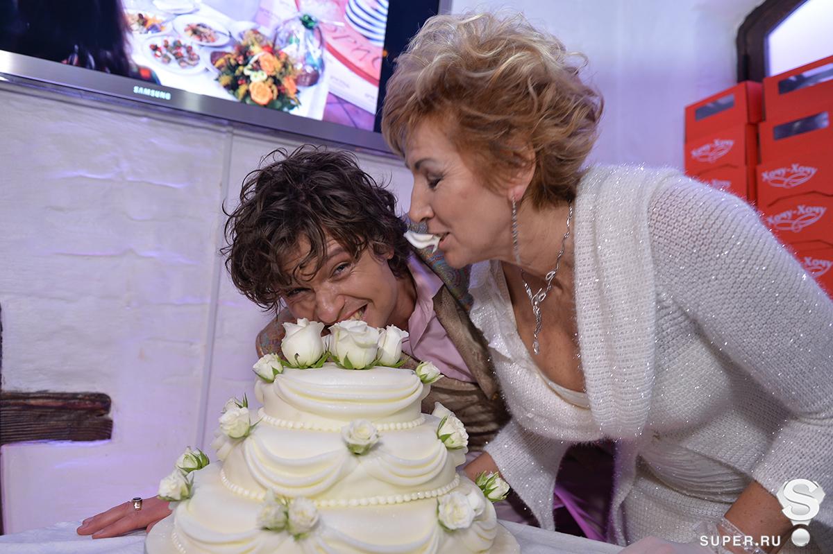 Прохор Шаляпин и Лариса Копенкина поженились в декабре прошлого года
