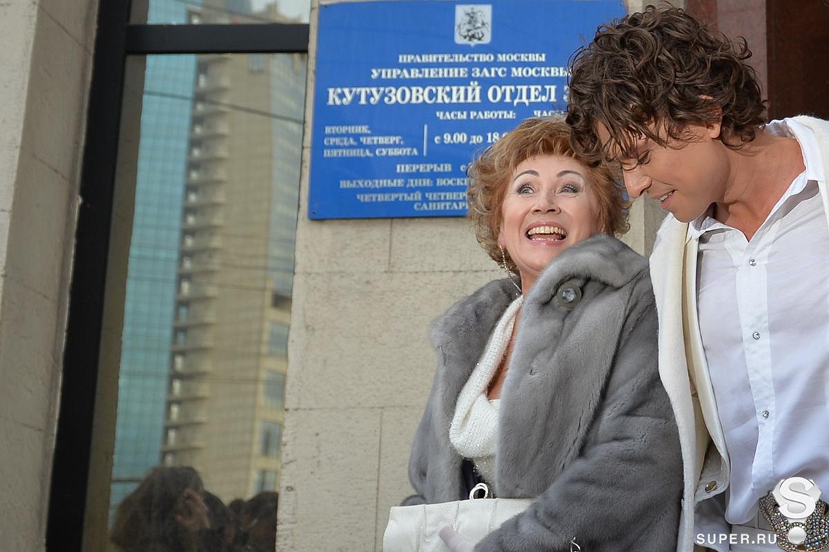 Через полгода Прохор Шаляпин изменил супруге с моделью Анной Калашниковой