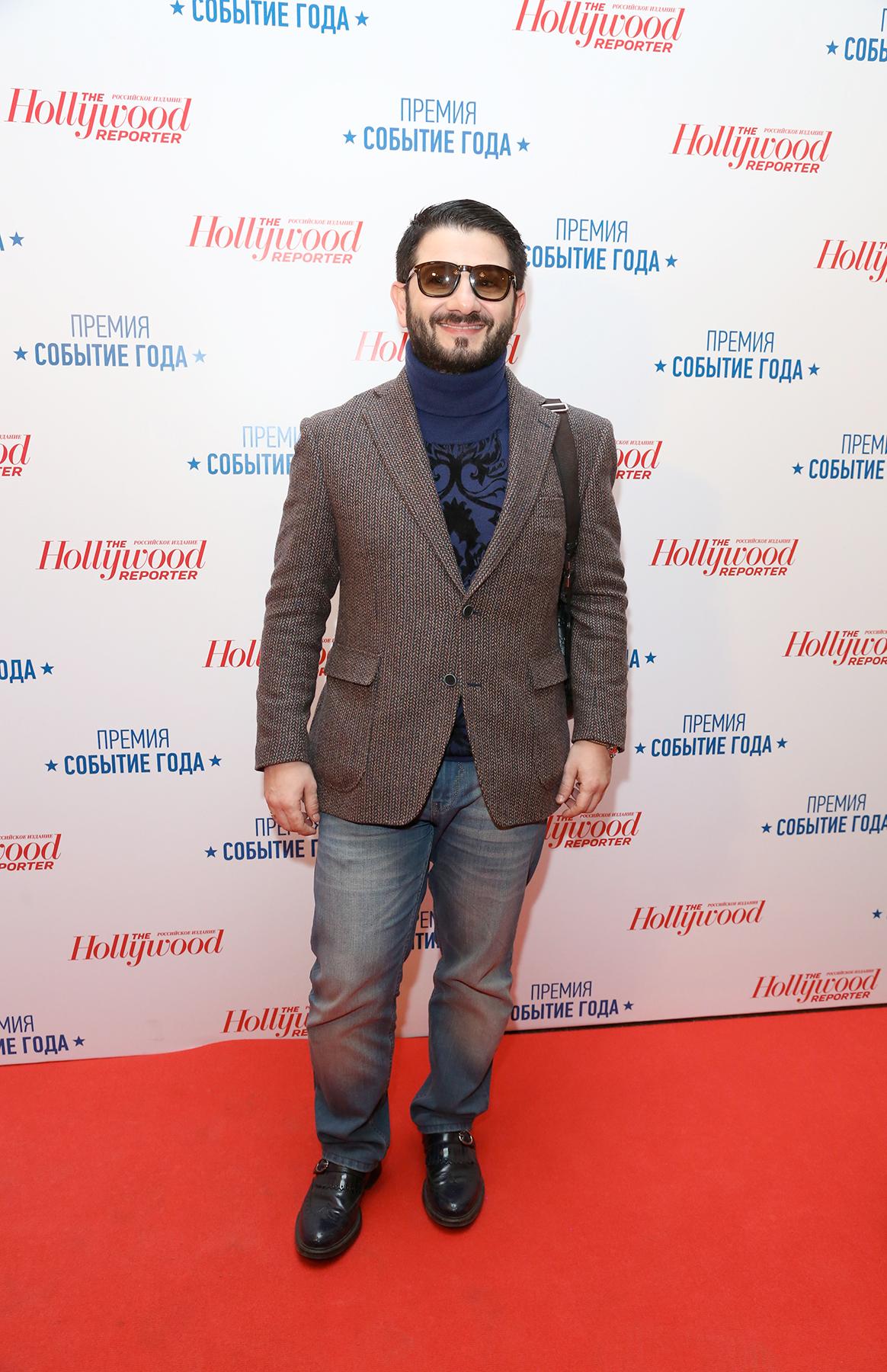 Актер Михаил Галустян
