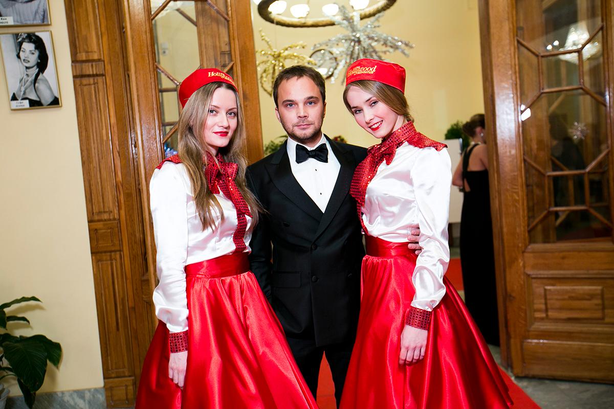 Актер Андрей Чадов