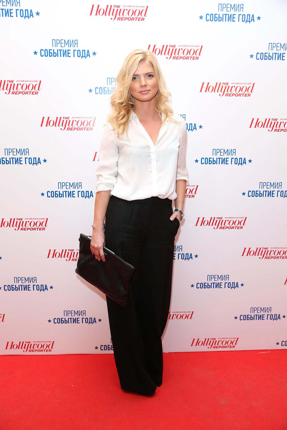 Актриса Анастасия Задорожная