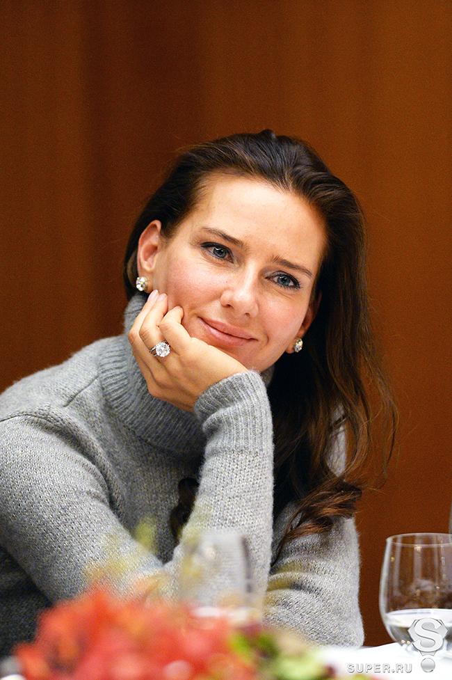 Патронесса фонда «Федерация» Елена Север