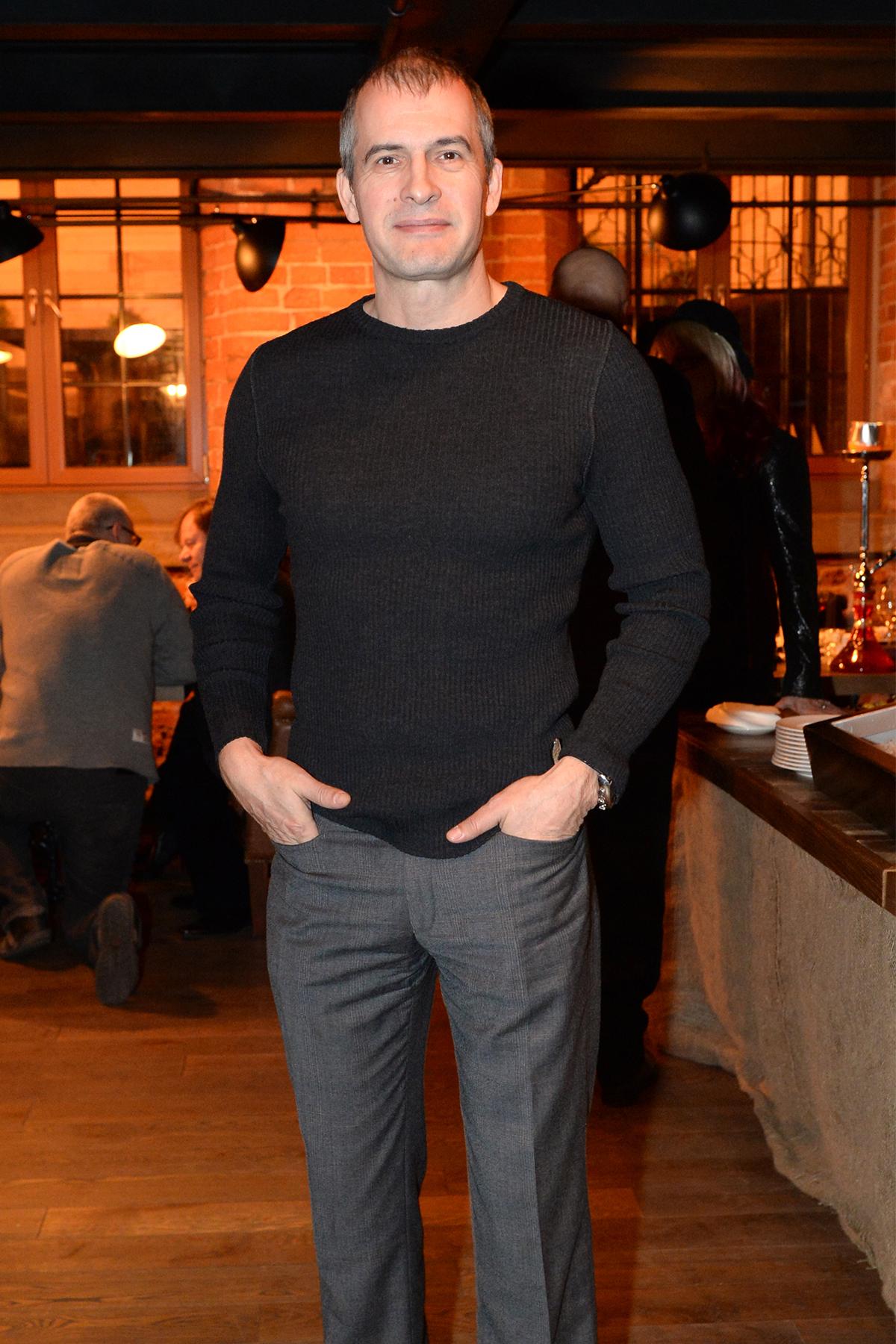 Актер Вячеслав Разбегаев
