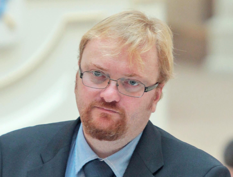 Виталий Милонов выступил с резким осуждением поведения Прохора Шаляпина