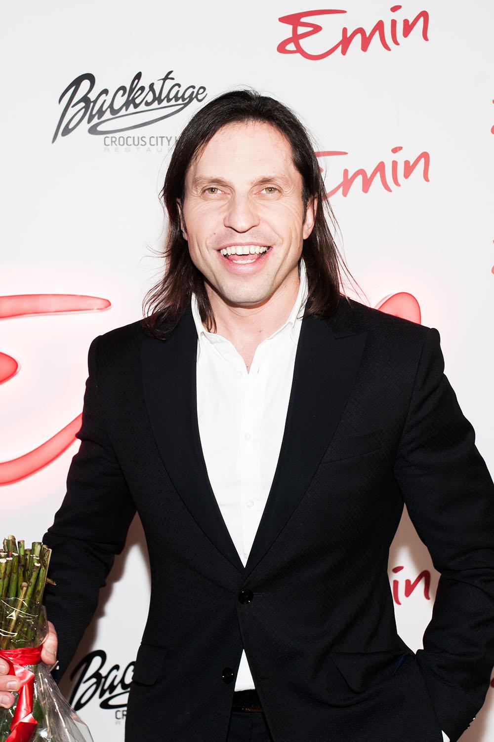 Актер Александр Ревва