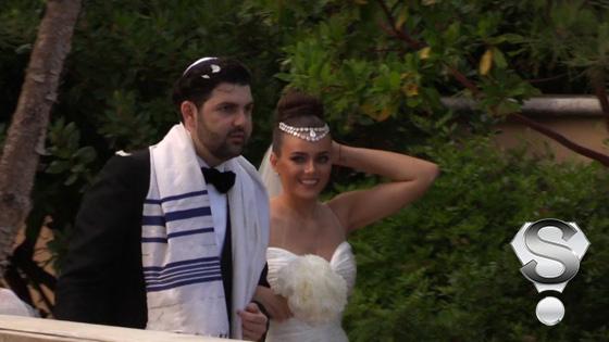 Свадьба в стиле секси на воробьевых горах