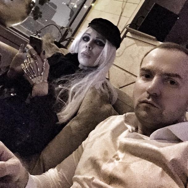 Джулия Ванг и Сергей Жорин