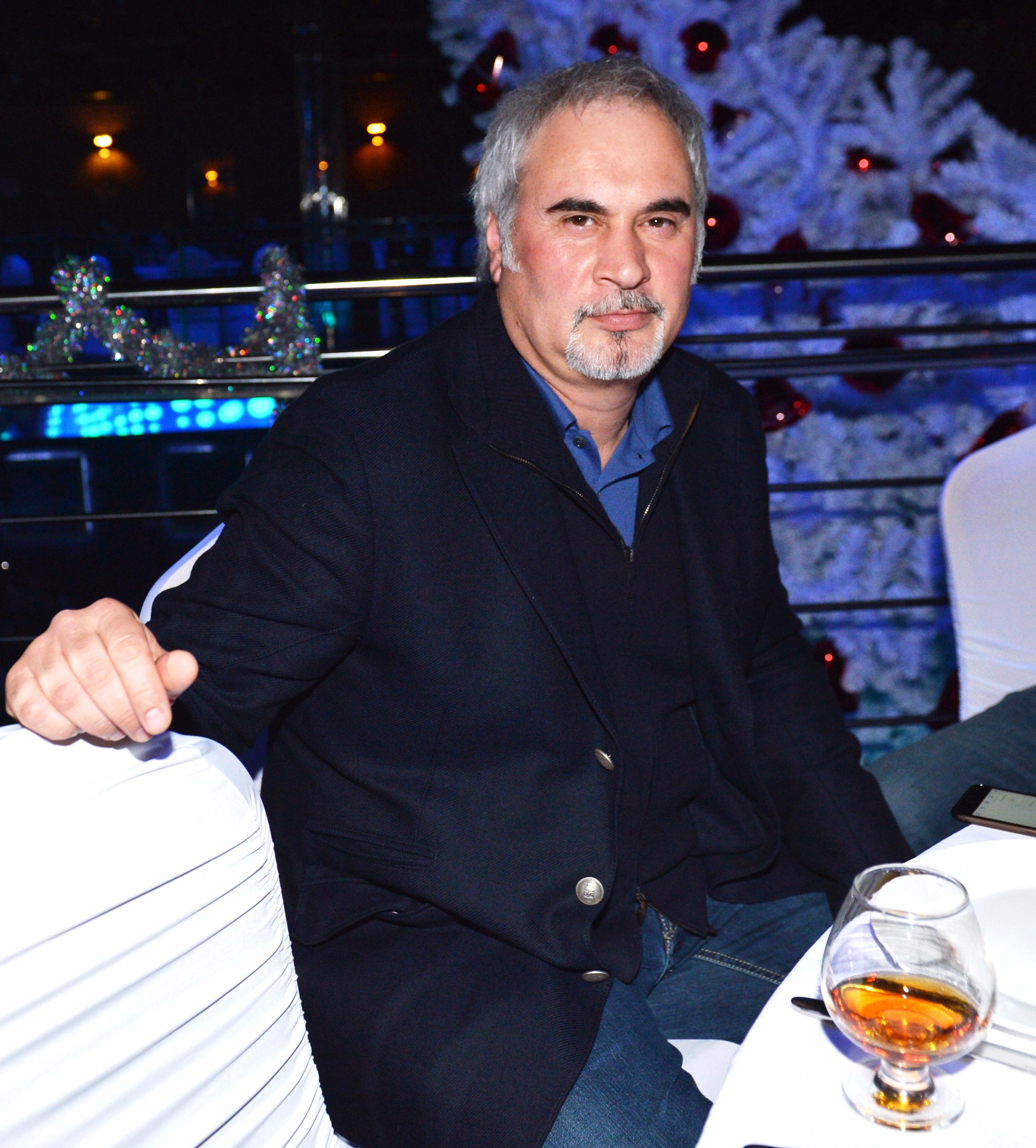 Певец Валерий Меладзе