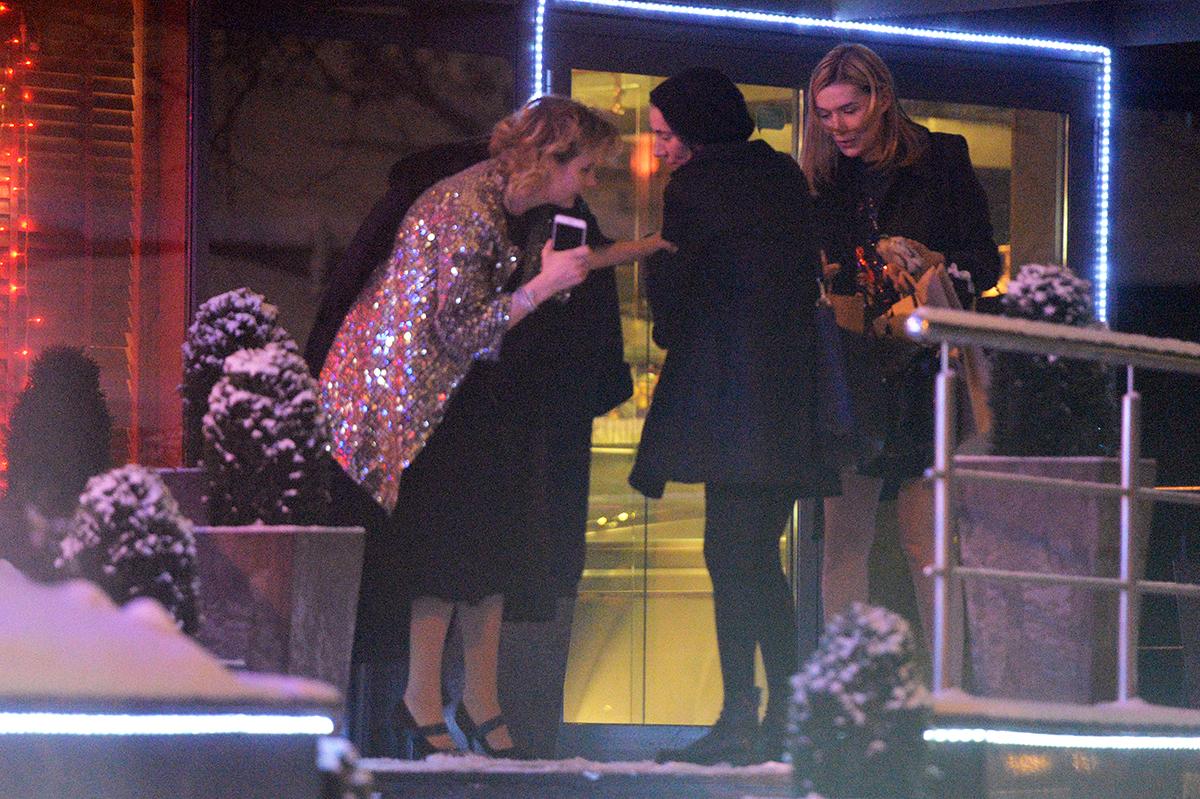 Земфира и литвинова в ресторане видео судьба актеры фильма гарри поттер