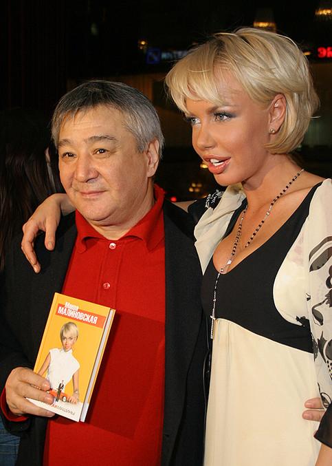 Алимжан Тохтахунов и Маша Малиновская