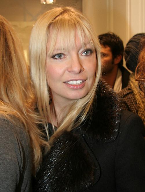 Главный редактор Vogue Виктория Давыдова тогда еще в должности главреда Glamour