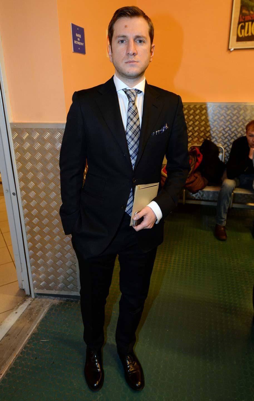 Режиссер Резо Гигинеишвили
