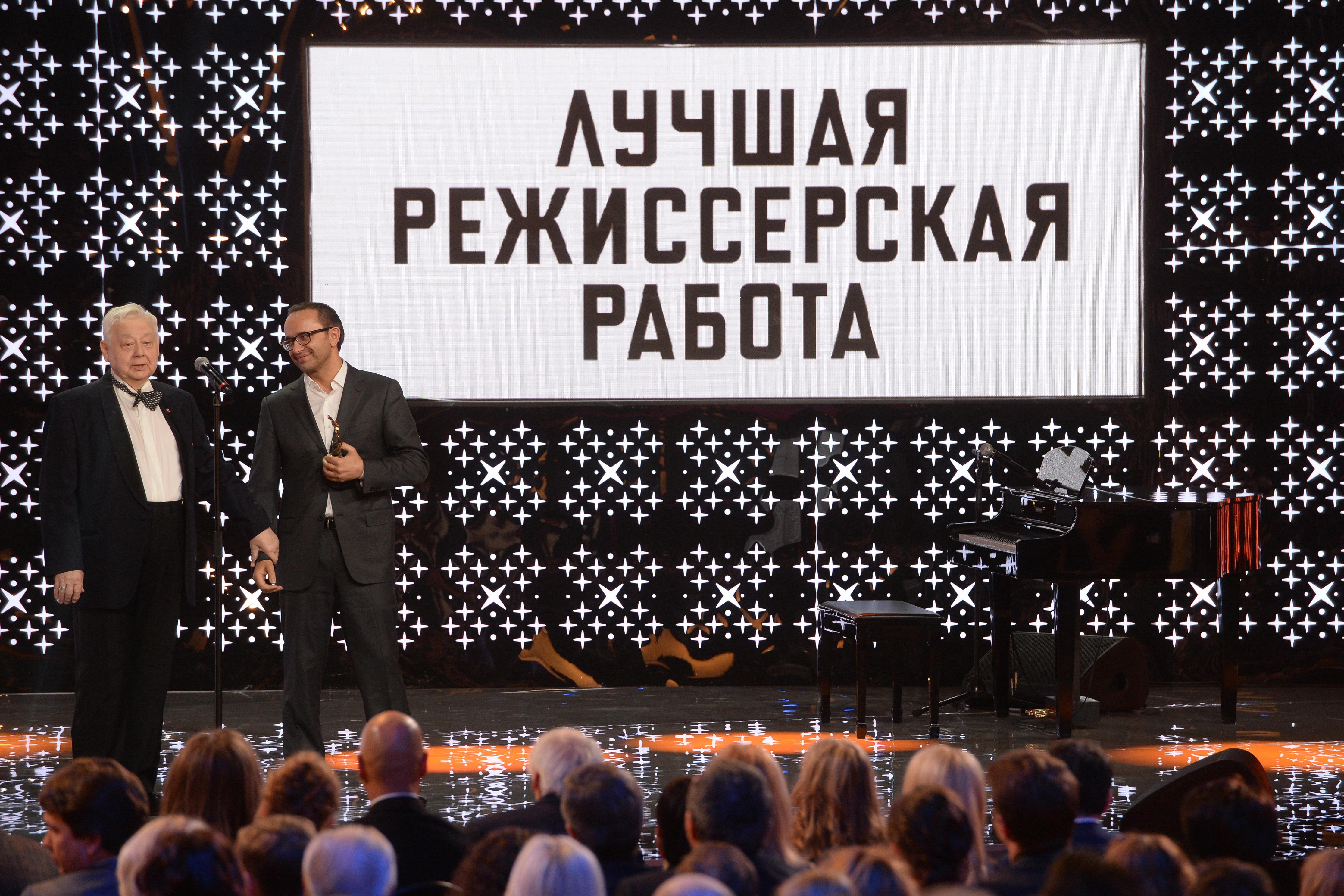 «Левиафан» Андрея Звягинцева был отмечен как «Лучшая режиссерская работа»
