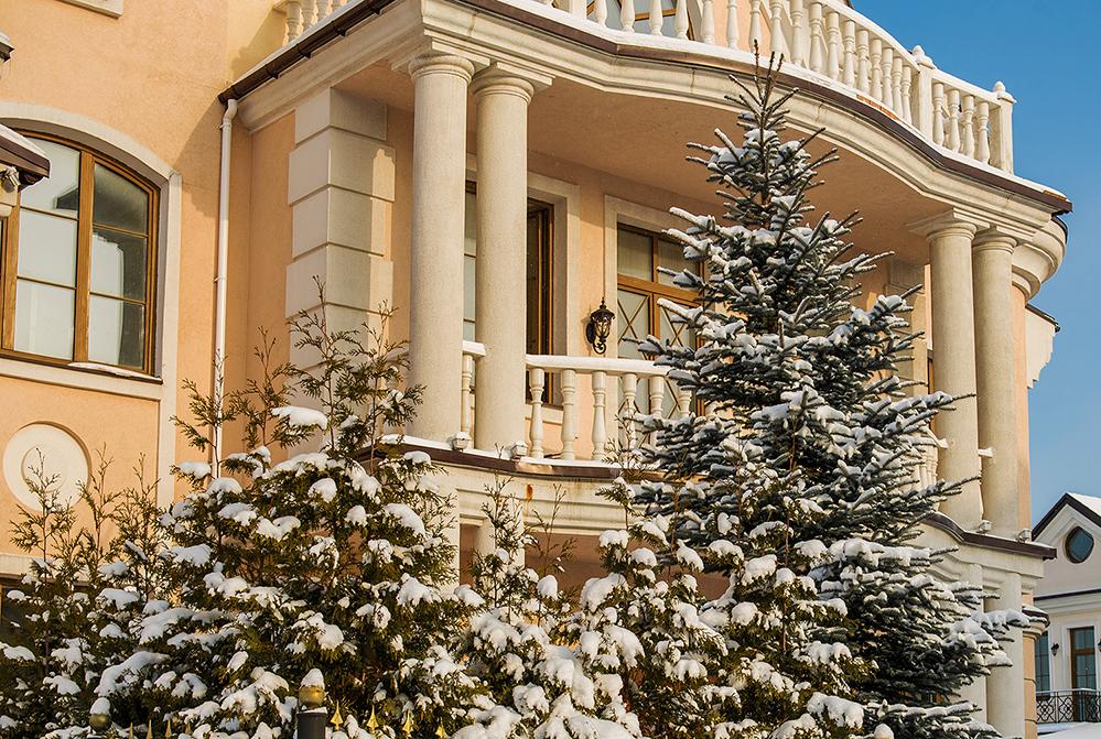 Анастасия купила дом осенью 2014-го года