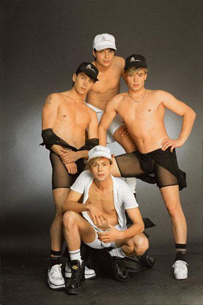Группа «На-На» на сцене всегда были максимально откровенны
