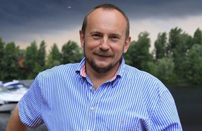 Заместитель мэра Киева Павел Рябикин
