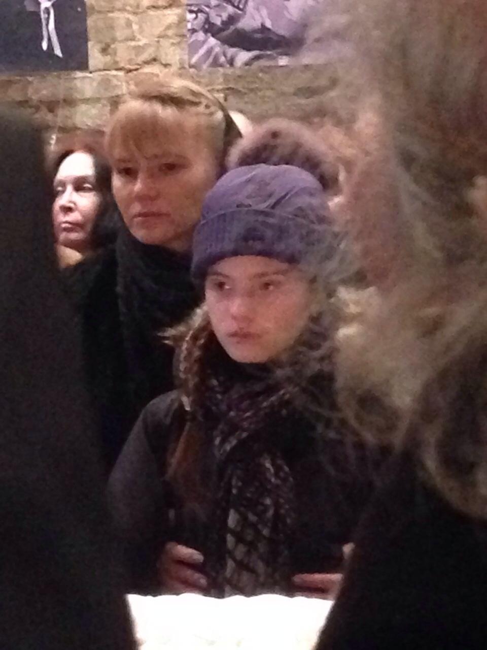 Ирина Королева с дочкой Софьей