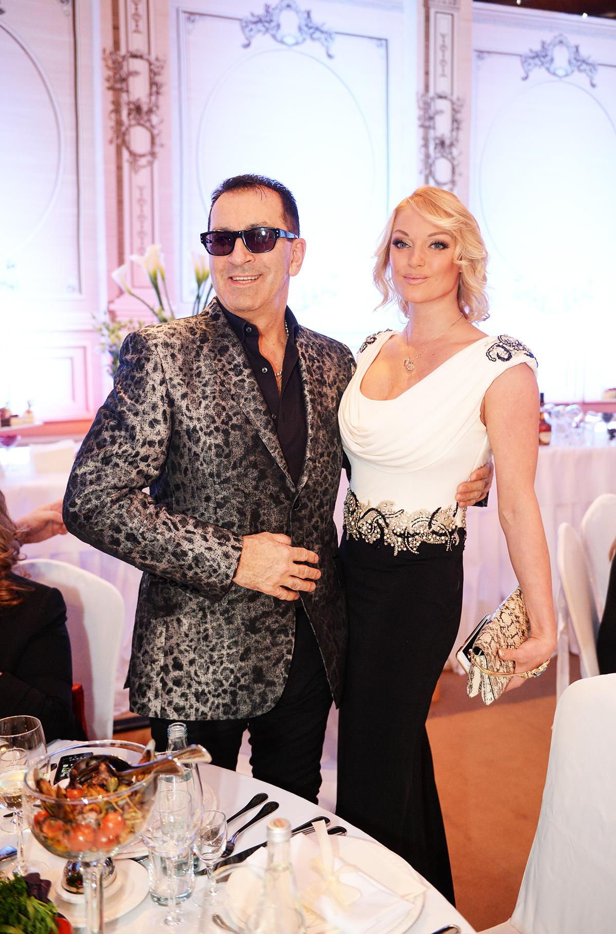 Александр Буйнов и Анастасия Волочкова