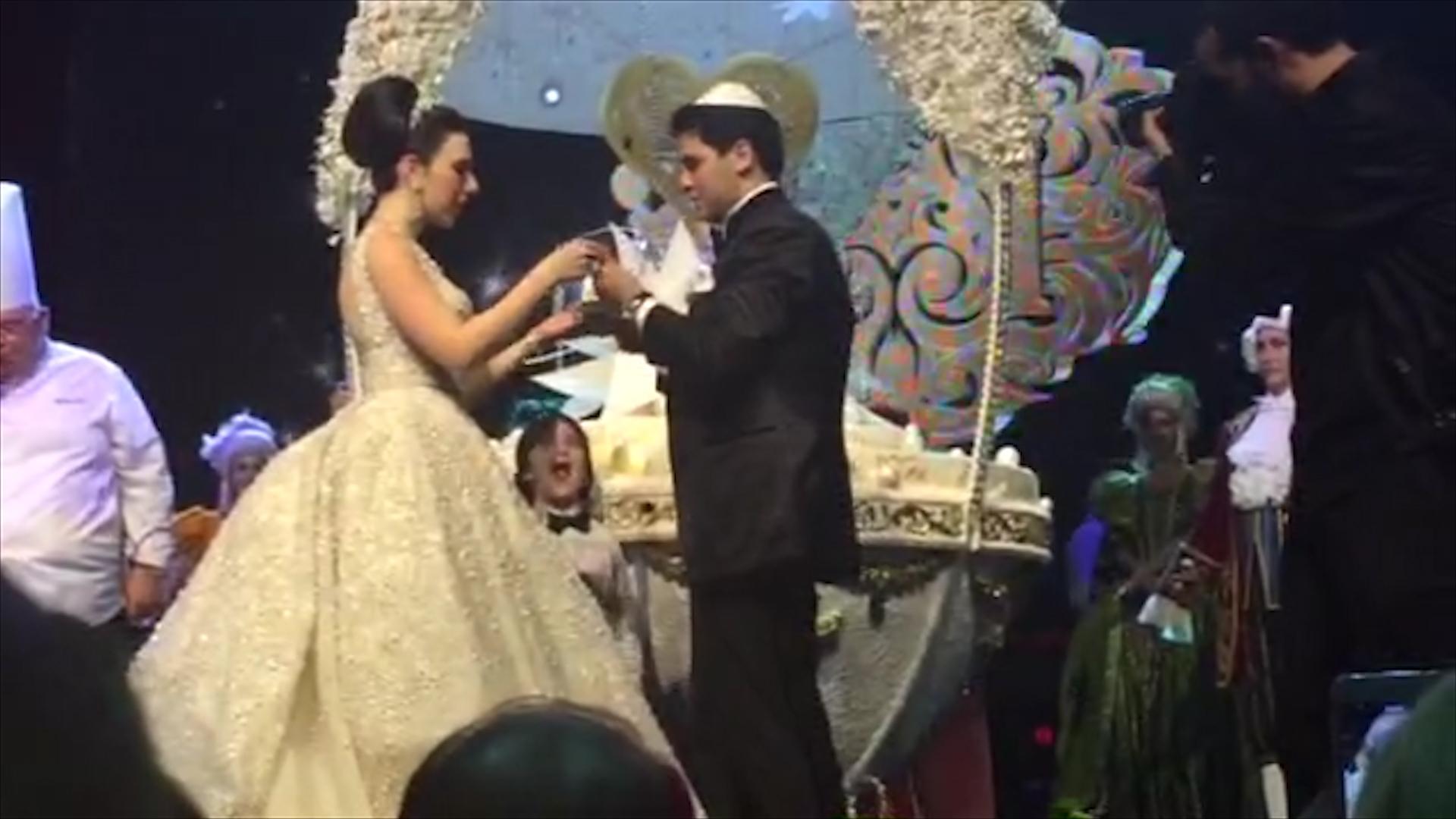 21-летний Исаак Бен-Али и его невеста — Лимор Хихинашвили