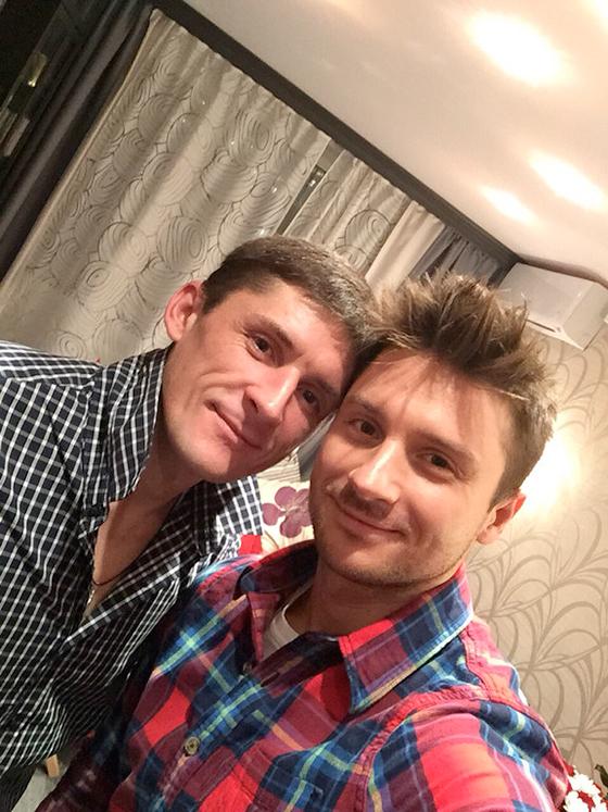 Павел и Сергей Лазаревы