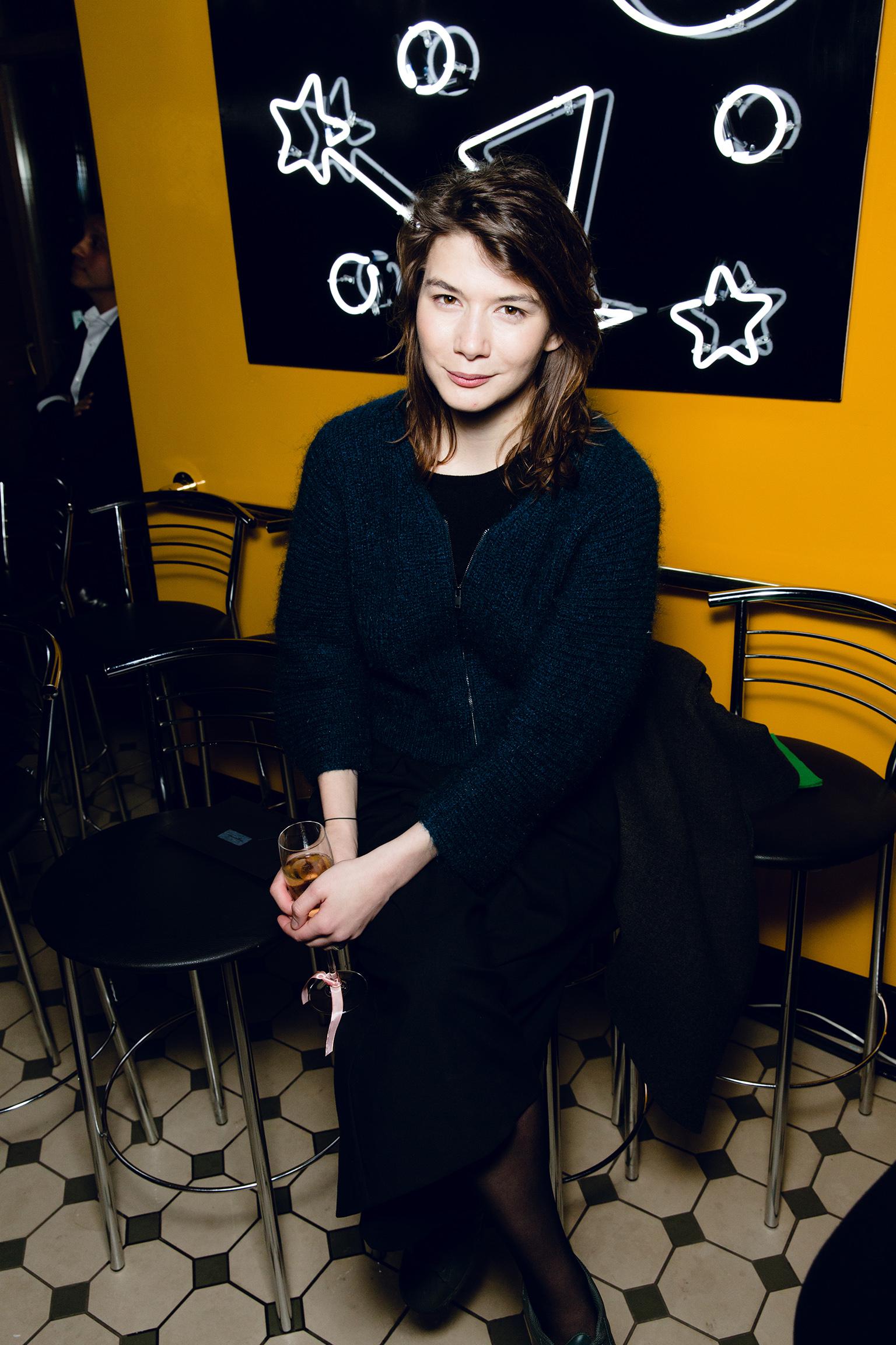 it girl Саша Михалкова