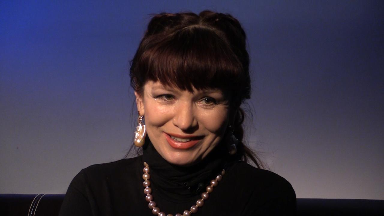 Анна Лесникова жалеет, что у ее сына не будет возможности поговорить с отцом