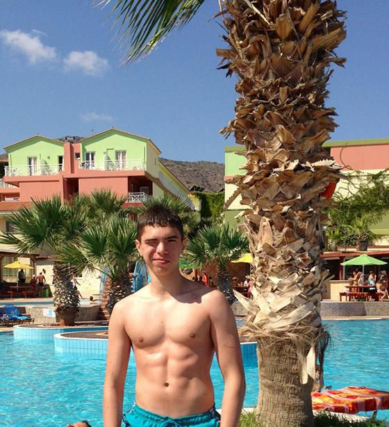 17-летний Данила узнал о том, что его отец - Борис Немцов, за полгода до его убийства
