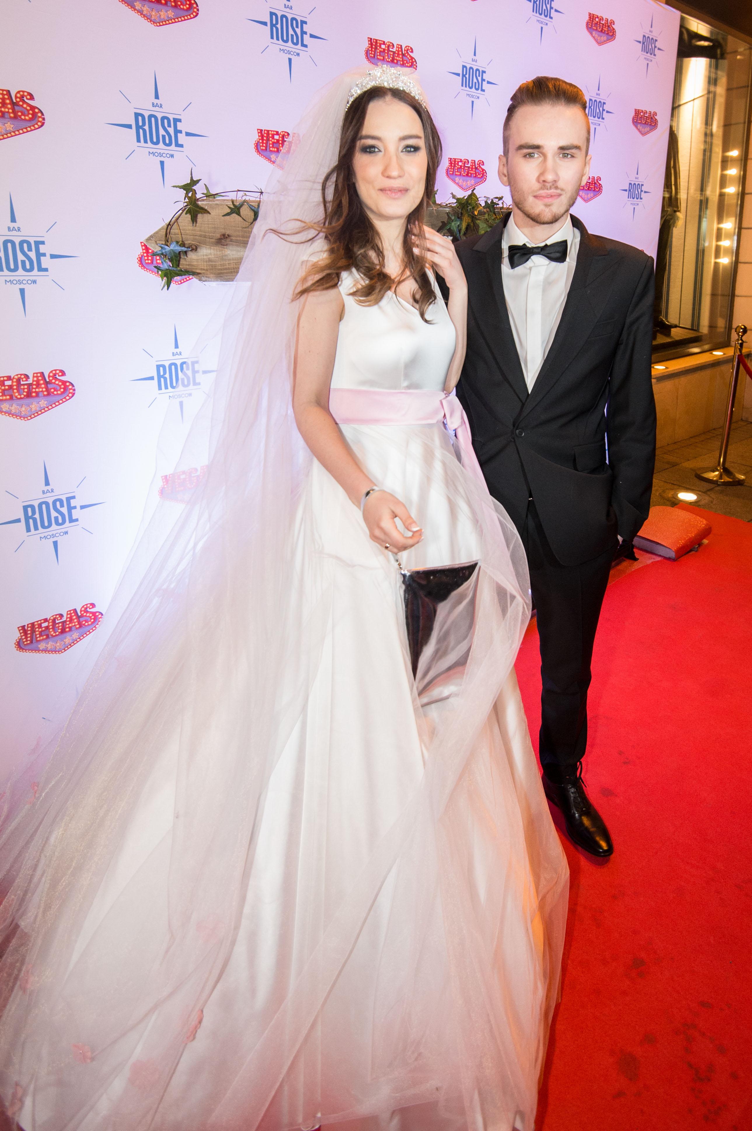 свадьба дайнеко и клейман фото догадаться, что